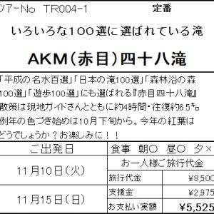 AKM(赤目)四十八滝